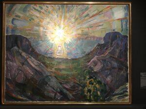 Солнце Мунк