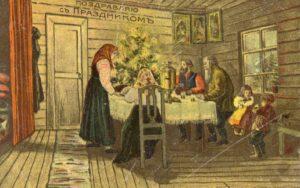 Старый Новый год - Семейный Праздник