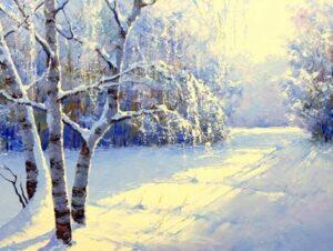 Зима55